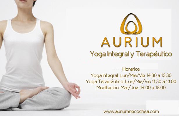 Yoga Integral y Terapeutico